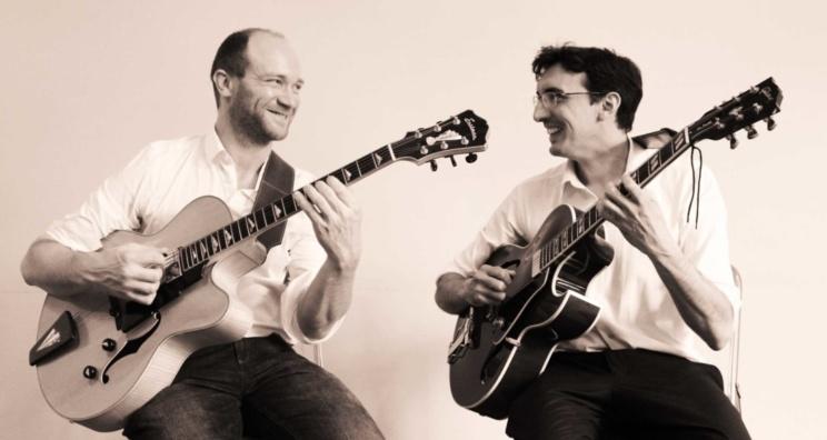 Duo jazz belgique
